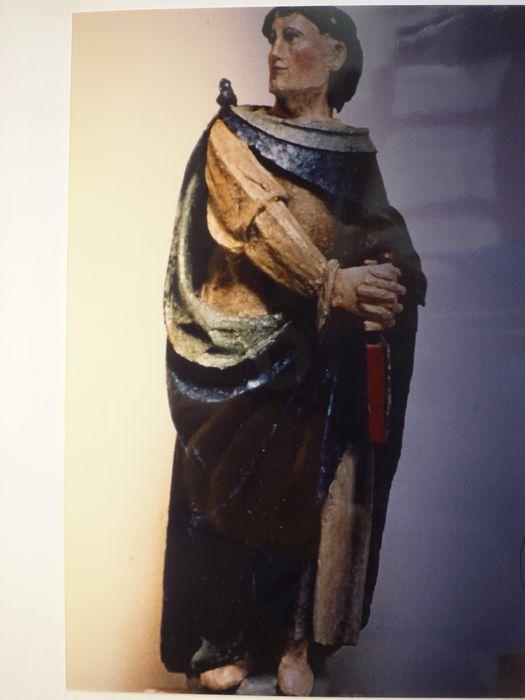 Statue : Saint (?)