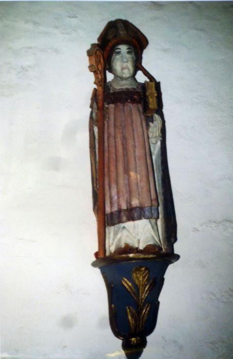 Statue : Saint Urlou, vue générale
