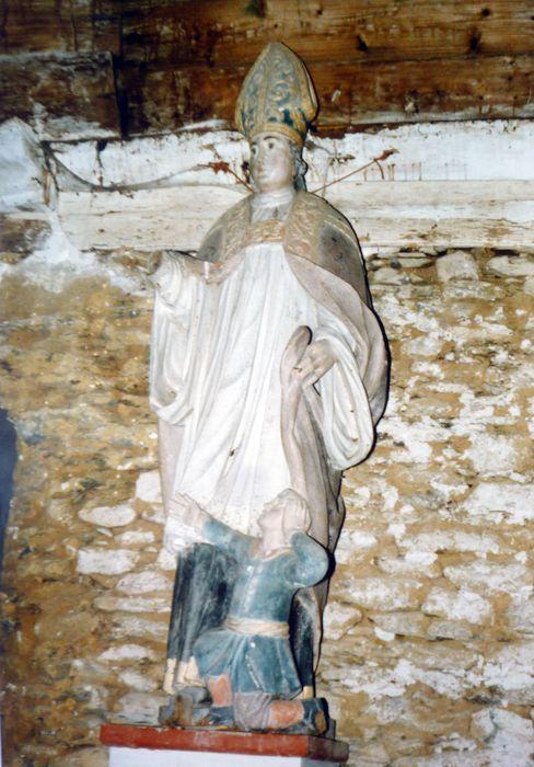 Statue : Saint Vellé