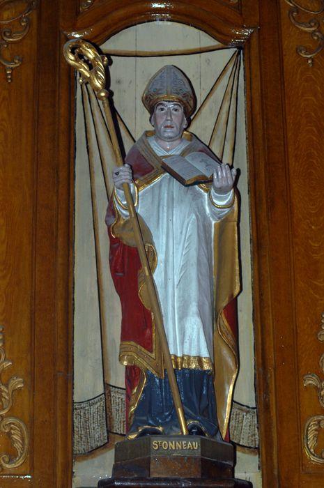 Statue : Saint Onneau
