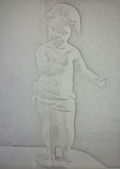 Statuette : L'Enfant Jésus