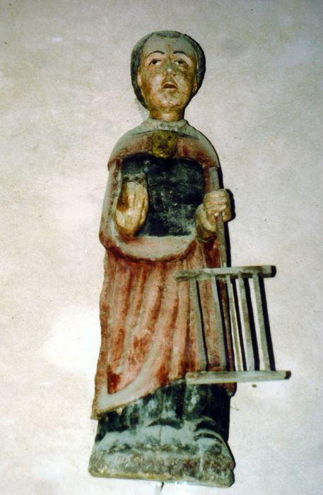 statue : Saint Laurent