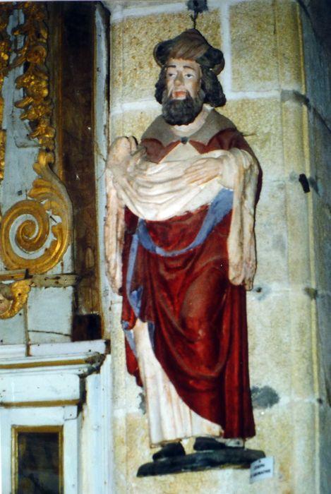 statue : Saint Joseph d'Arimathie