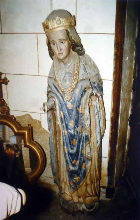 Statue : Saint Mélar
