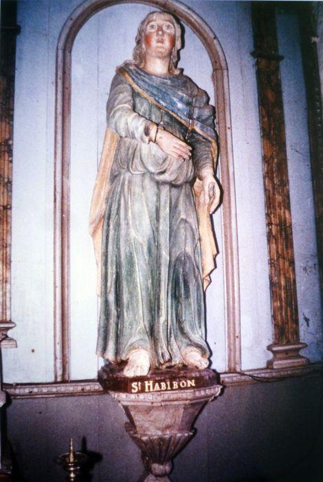 Statue : Saint Habibon