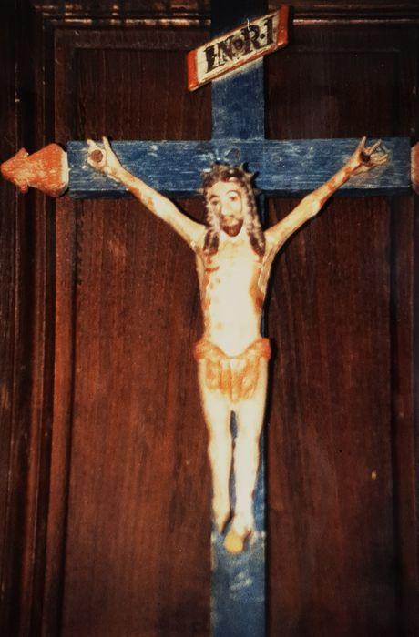 Statue : crucifix