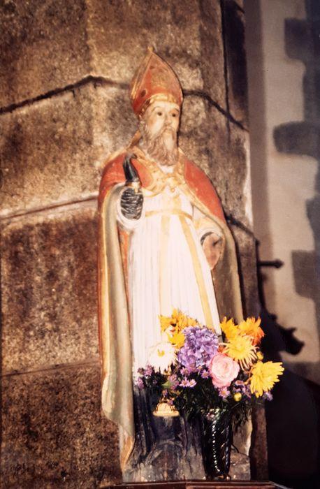 Statue : Saint Goulven
