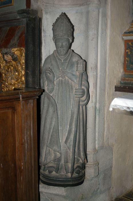 statue : Saint évêque n°1