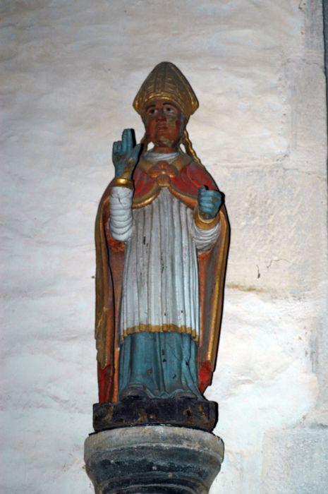 statue : Saint évêque n°2