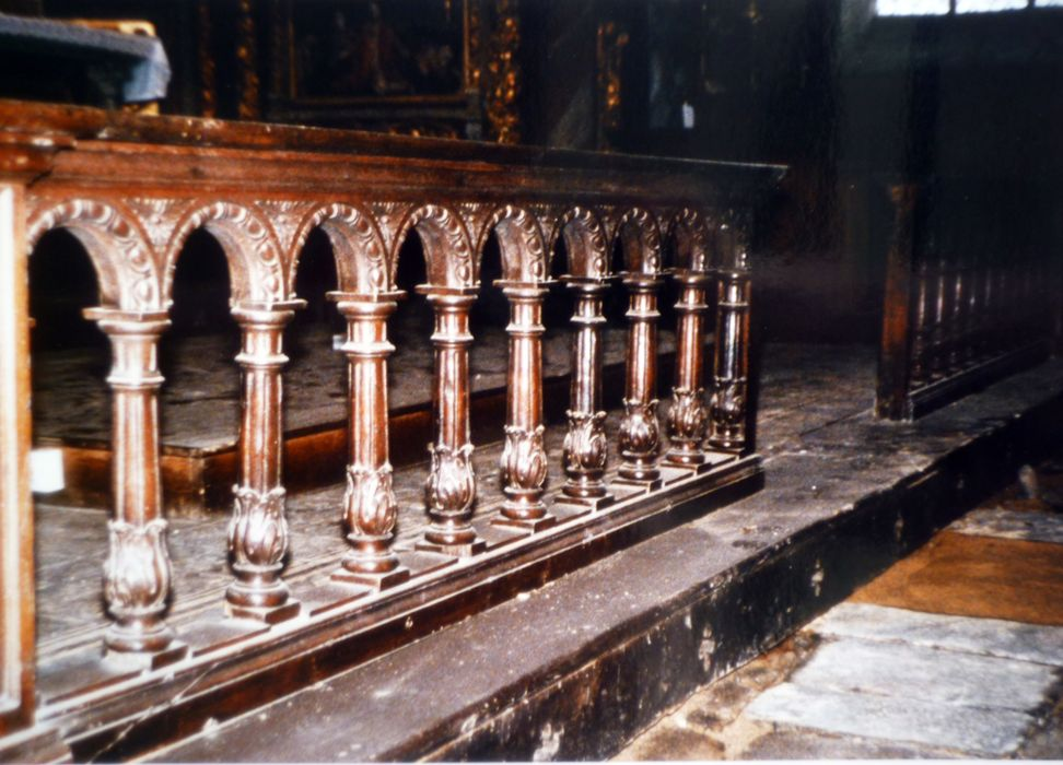 table de communion de Maître Cojean
