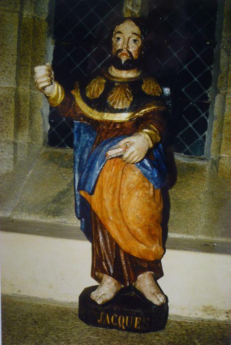 Statue : Saint Jacques le Mineur