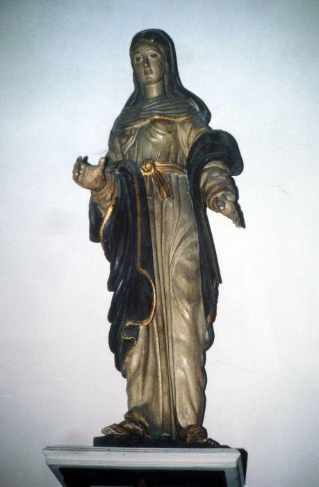 statue : Marie-Madeleine ou Marguerite