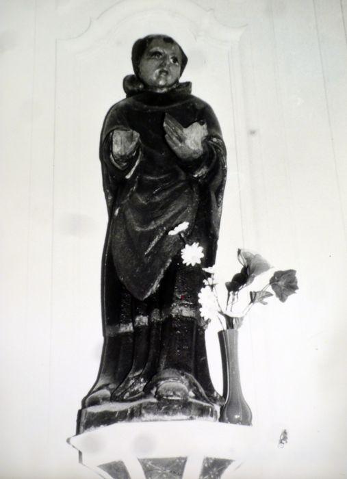 Statue : Saint Guénolé