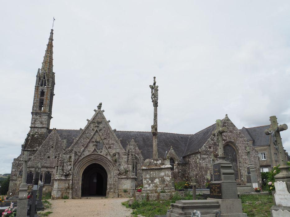Eglise Saint-Nicaise et cimetière