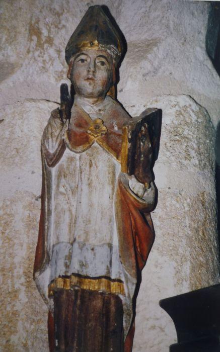 statuette : Saint Eloi