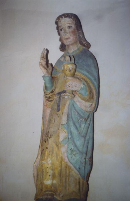 Statue : Saint Jean l'évangéliste