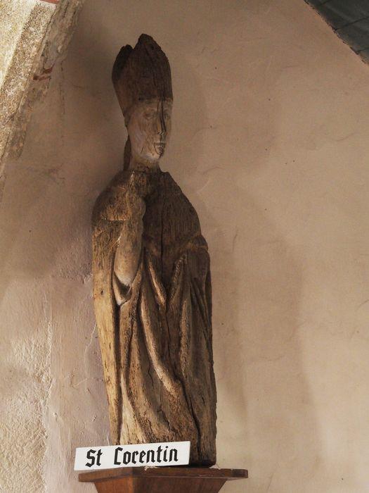 Statue : Saint Corentin