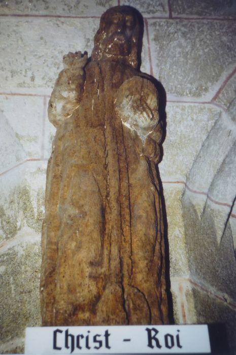 Statue : Christ Sauveur du Monde
