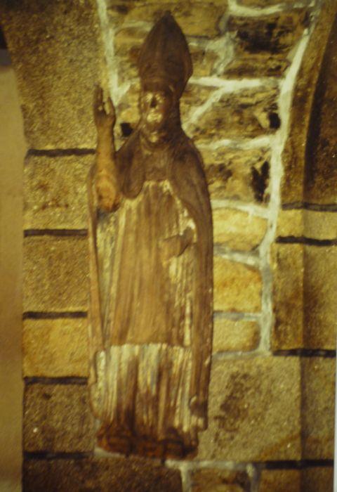 Statue : Saint Alain