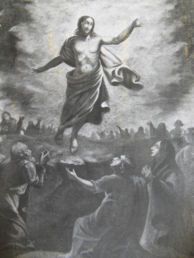 Tableau : l'Ascension