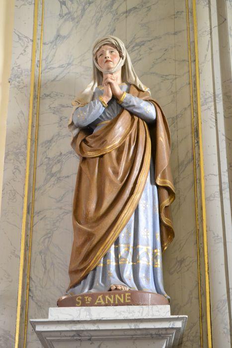 statue : Sainte Anne