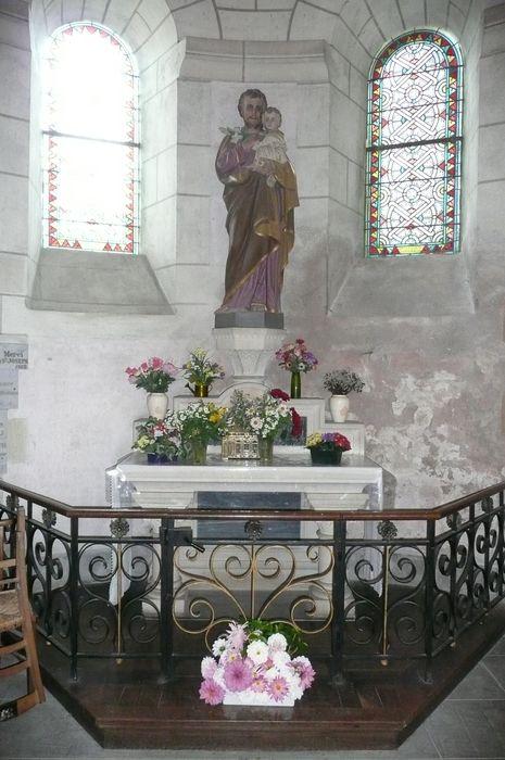 Autel de Saint-Joseph