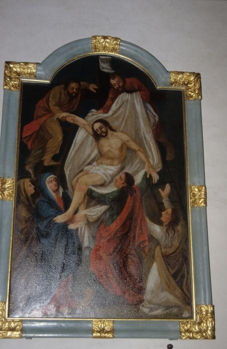 tableau : Descente de Croix (la)