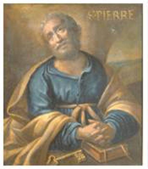 tableau : Saint Pierre