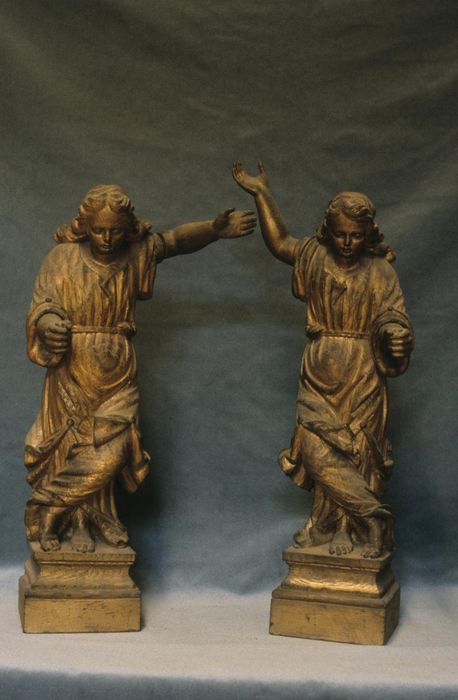 statues (statuettes) : Anges