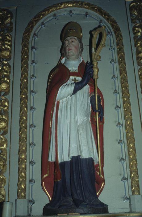 statue : Saint Evêque n°1