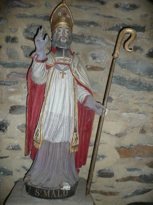 statue : Saint Malo