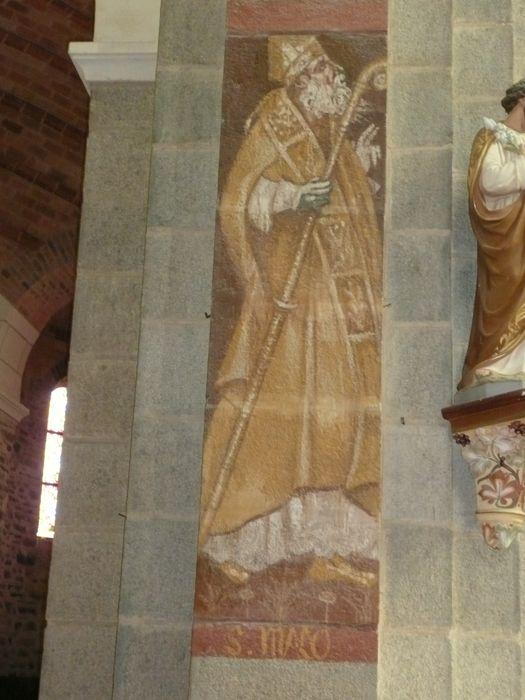 peinture monumentale : Saint Malo
