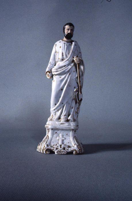 statue (statuette) : Apôtre