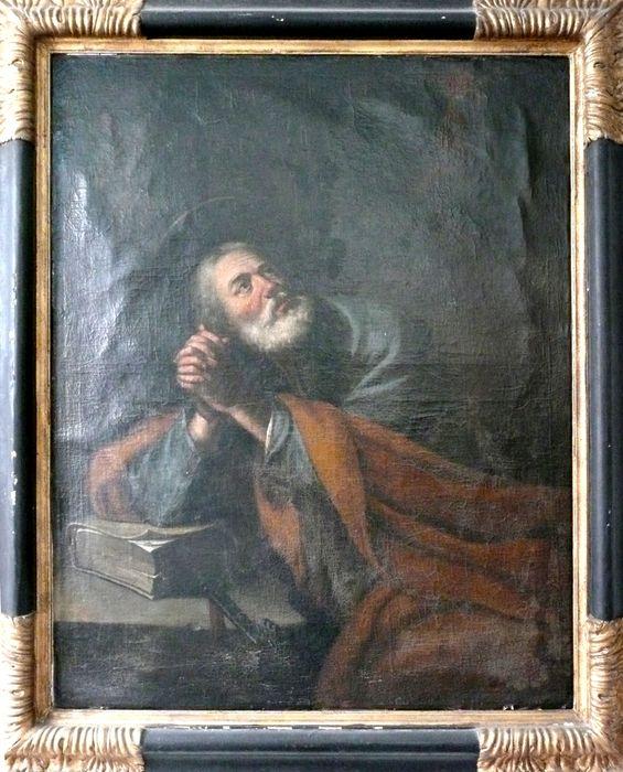 tableau : Saint Pierre repentant