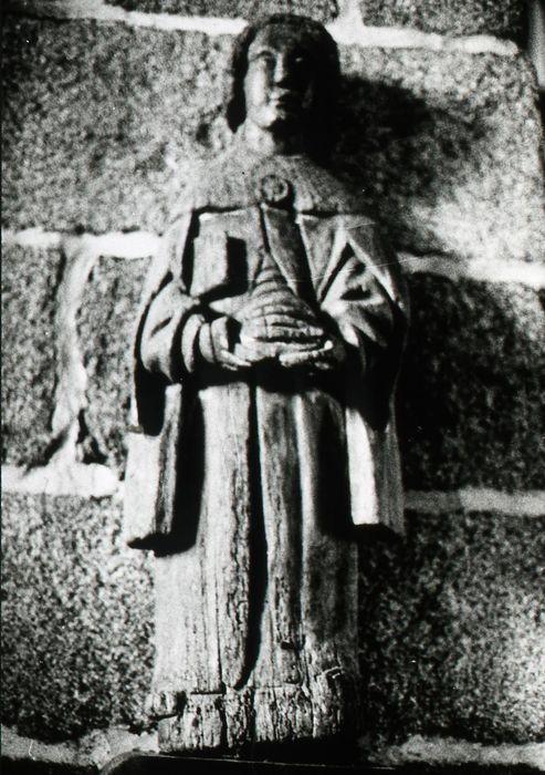 statue : Saint Erasme