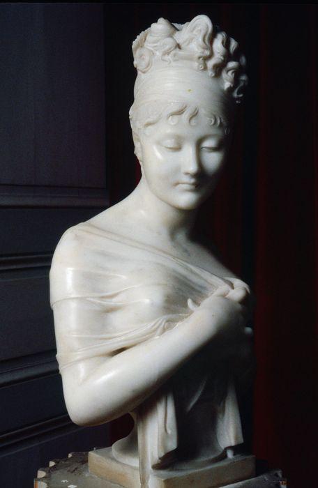 Buste : Portrait de Juliette Récamier