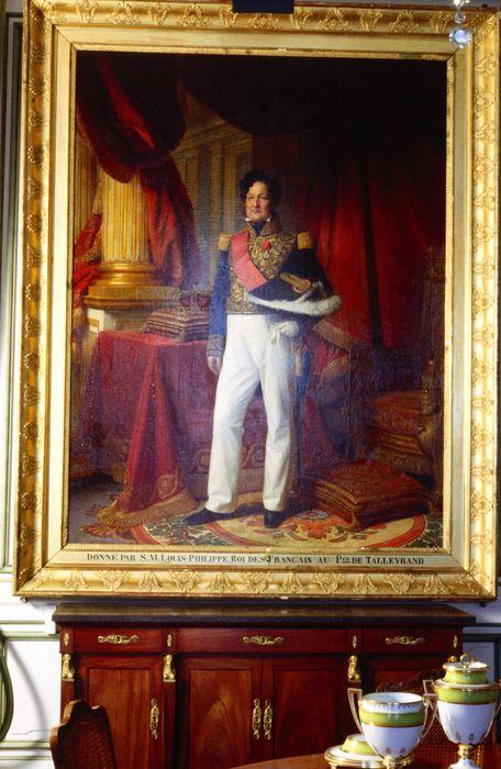 Tableau : Louis-Philippe 1er
