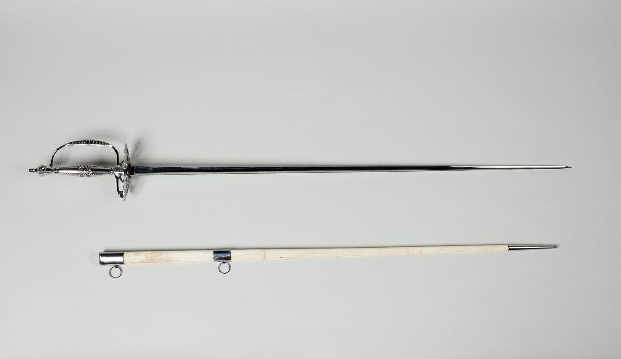 épée (n°5), vue générale