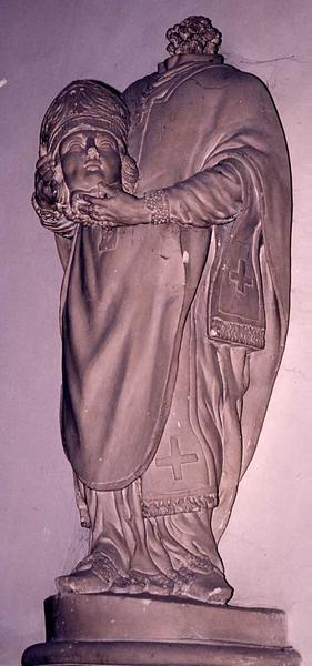 Statue : Saint Denis