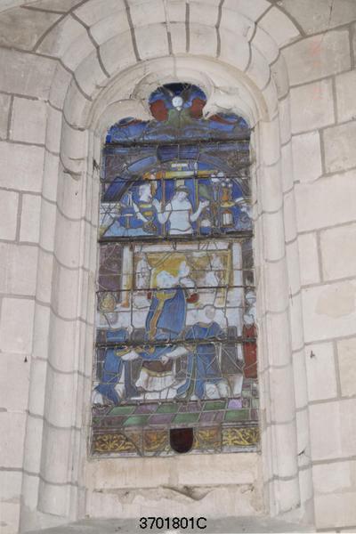 église paroissiale Saint-Venant