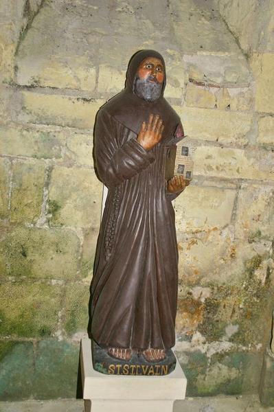 Statue : Saint Sylvain