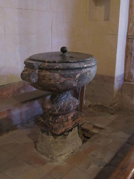 Fonts baptismaux