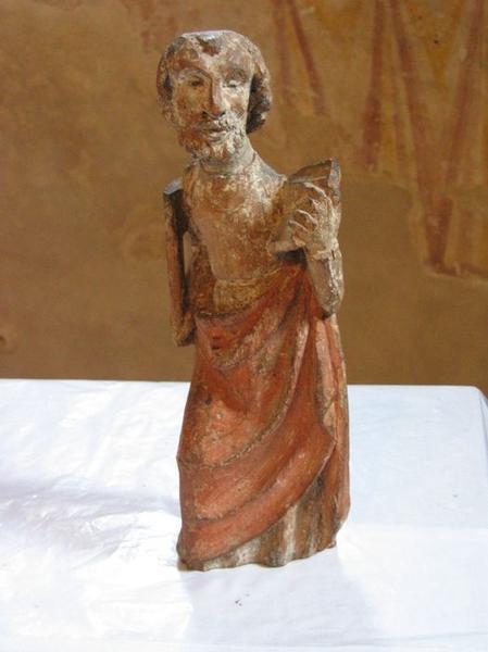 Statue (statuette) : Saint Pierre