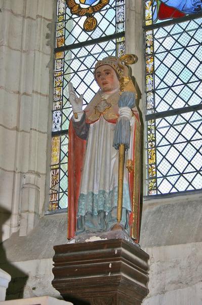 Statue : Saint Genou