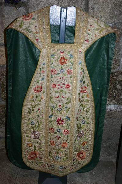 Chasuble (ornement dit de Charles X).