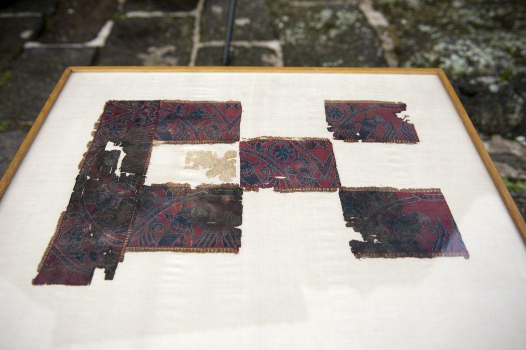 pièce de tissu n°5 style byzantin