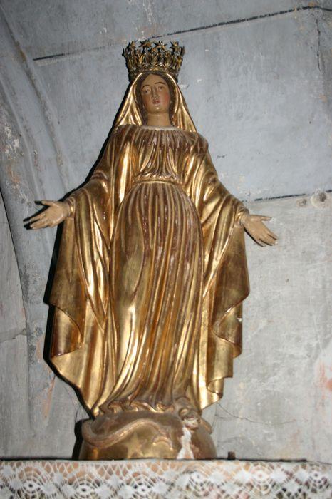 Statue : Immaculée Conception
