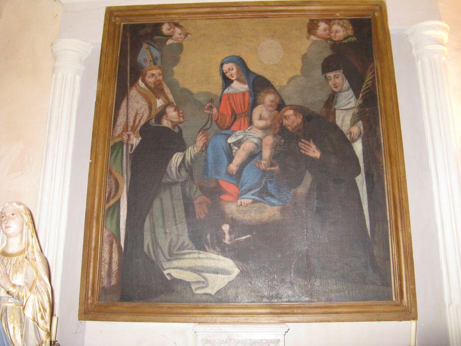 tableau : Notre-Dame du Rosaire