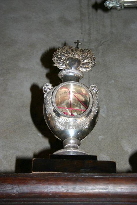 Reliquaire (vase-reliquaire)