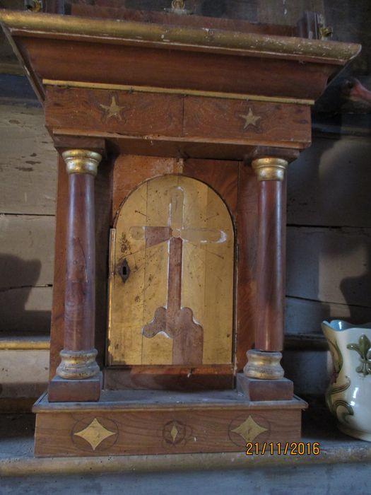 tabernacle du maître-autel, style Empire